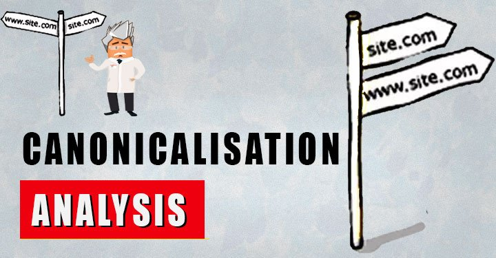 What is Canonicalisation Analysis - SEO Hampshire