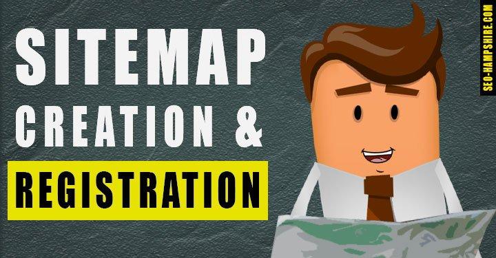 Sitemap Creation & Registration Service - SEO Hampshire