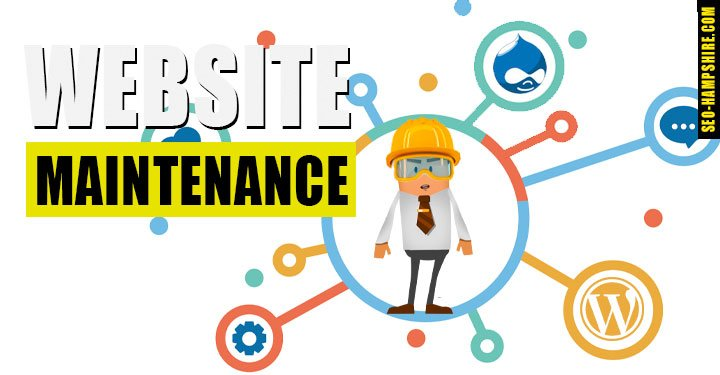 Website Maintenance and Security Service - SEO Hampshire