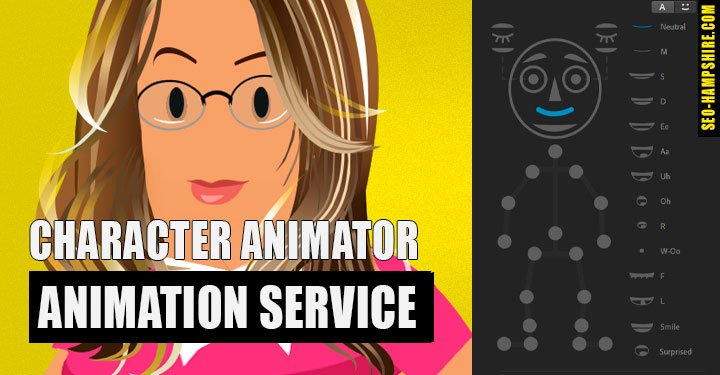 Character Animator Animation Service